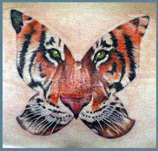 animal tattoo meaning strength tatoos beautiful butterfly tattoo designs