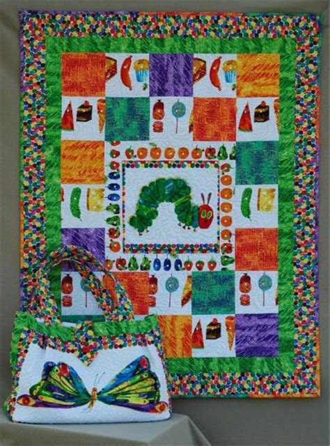 Hungry Caterpillar Quilt Kit by 93 Best Images About Hungry Caterpillar On Programs Quilt Kits And Jacob S Ladder