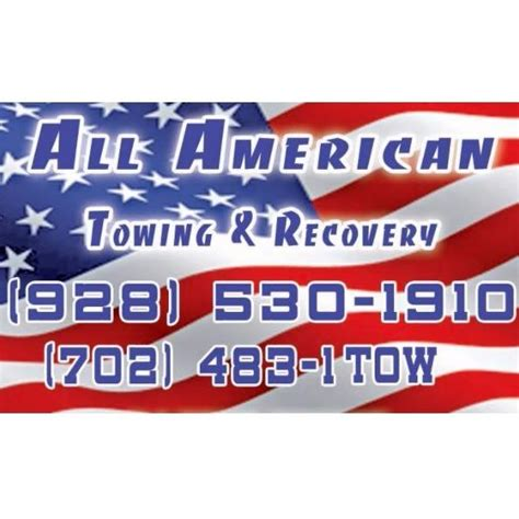 Detox Products In Kingman Az by All American Towing Recovery Llc Kingman Az Towing