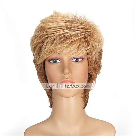 Light In The Box Wigs by S Light Color Curly Synthetic Wigs