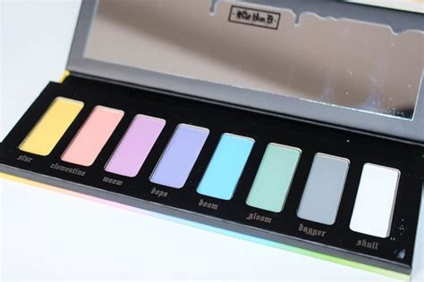 Pastel Eyeshadow Palette d pastel eyeshadow palette review swatches