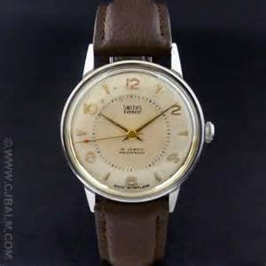 Watches Images Steel Smiths Everest Wrist 1960s Chris Balm