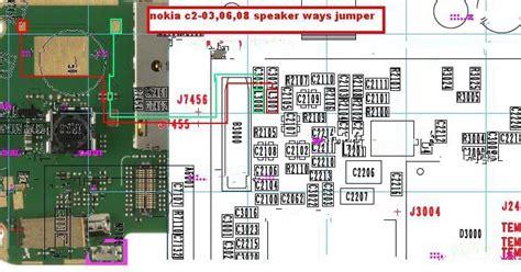Speaker Buzzer Buzer Bazer Speaker Nada Dering Nokia 6600 Original nokia c2 03 buzzer solution belajar service hp