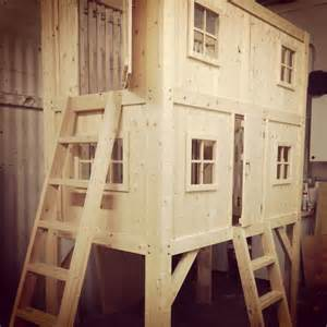 Play House Bunk Beds Our Family Project Diy Loft Bed Bunk Bed Playhouse Bed Boys Rooms