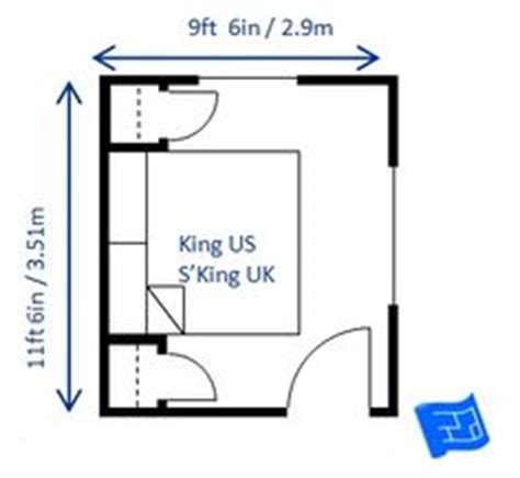 Bed Bigland Size No 2 1000 images about master bedroom size and layout no
