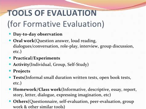 pattern evaluation definition cce presentation