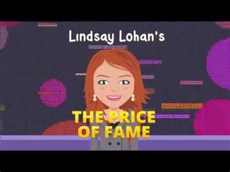 Lindsay Lohan Reads Something Familiar by Lindsay Lohan S New The Price Of Fame Would