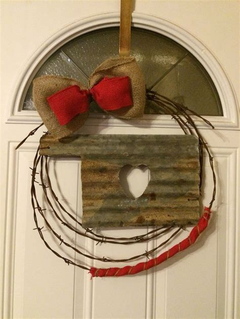 decorating ideas for wire wreaths frames 1000 ideas about barbed wire wreath on western wreaths barbed wire and wire wreath