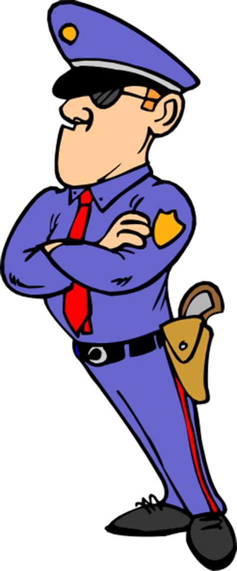 officer clip at clker vector clip