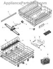 Maytag Dishwasher Series 300 Parts Parts For Maytag Mdb8751aws Rail Rack Assembly Parts