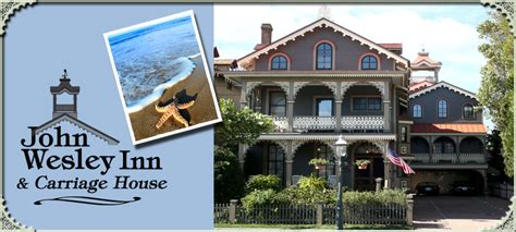 bed and breakfast nj bed and breakfast john wesley inn cape may new jersey