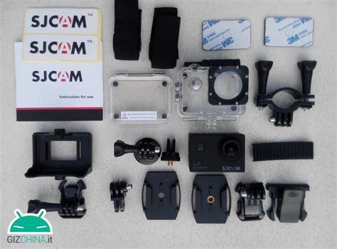 Sjcam 4000 Vs Xiaomi Yi sjcam 4000 plus vs xiaomi yi il confronto di gizchina it gizchina it