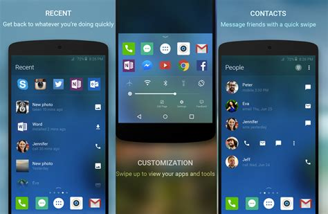 Android Microsoft arrow launcher by microsoft garage goes out of beta android community