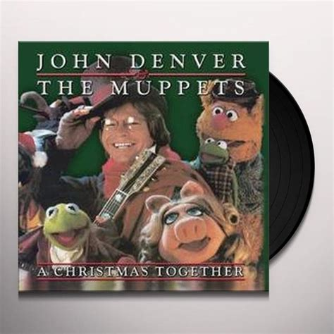 Denver Records Denver Muppets Together Vinyl Record Picture Disc