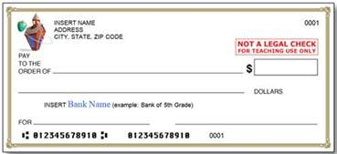 Blank Check Template For Students by 24 Free Bank Check Templates Free Premium Templates