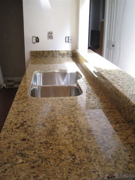 Pictures Of New Venetian Gold Granite Countertops by New Venetian Gold Granite Countertop Kitchen