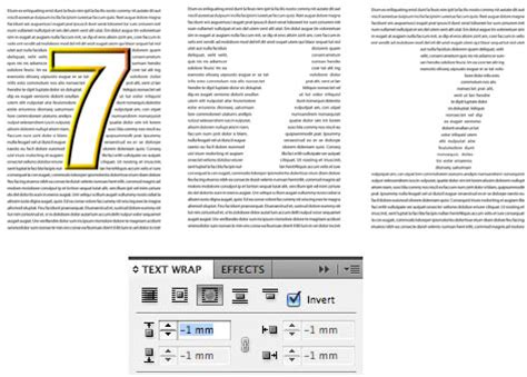 layout zone script indesign the seven lively sins try these indesign type effects