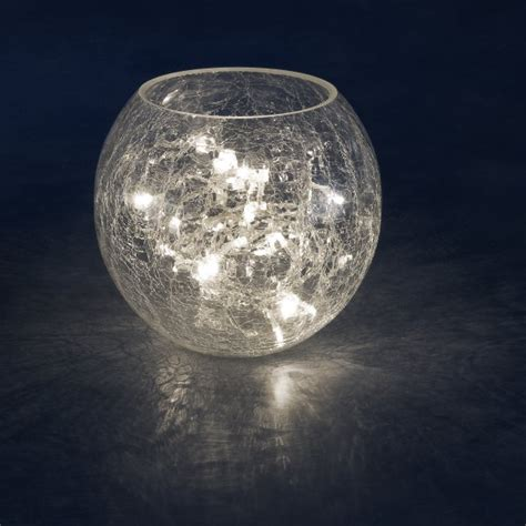 Vase With Light by Mood Lighting Throw A Tangle Of Lights Into A Big