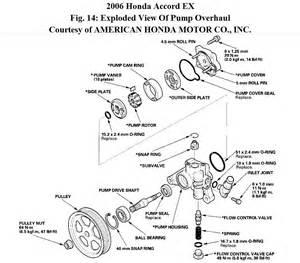 Honda Accord Power Steering Problems I A 2003 Honda Accord V6 Four Door Sedan The Power