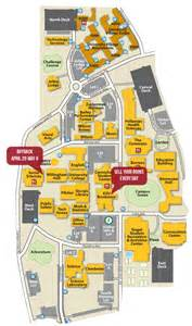 Kennesaw State University Map by Buyback Ksu Bookstore