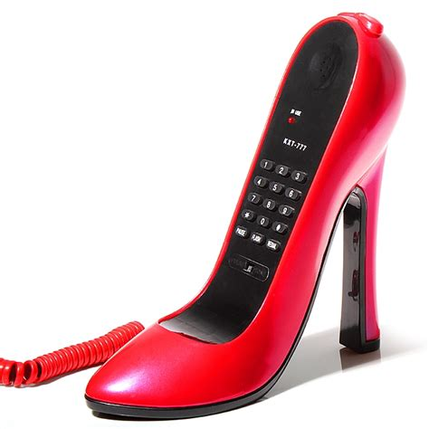 phones shoes popular shoe telephone buy cheap shoe telephone lots from