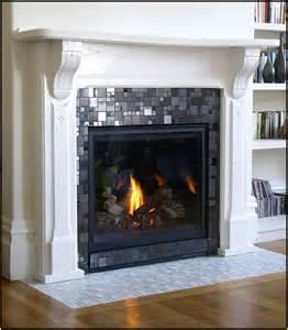 kachel und kamin best 10 mosaic tile fireplace ideas on