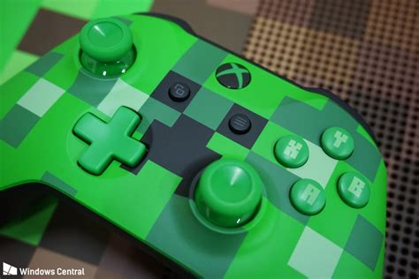 Xbox One Minecraft on with the minecraft xbox one s limited edition bundle windows central