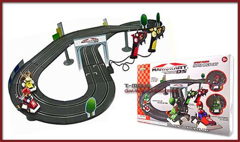 Nintendo Mario Kart Ds Track Race Set Because We by Nintendo Mario Yoshi Kart Ds Slot Car Race Set