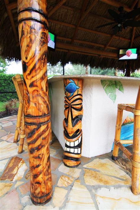 Tiki Hut Bar Accessories 11 Best Deck Ideas Images On Tiki Decor Tiki