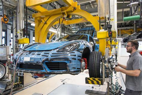 Porsche Production by 2017 Porsche 718 Cayman Goes Into Production Autoevolution