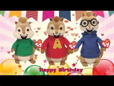 happy birthday alvin chipmunks mp3 download full download happy birthday song minions nursery rhymes