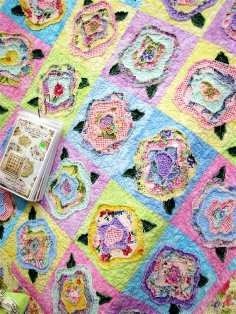 How To Make A Raggy Quilt by 1000 Images About Craft Rag Quilt On Table
