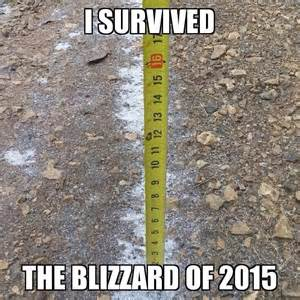 Blizzard Meme - hysterical blizzard of 2015 memes keep the internet