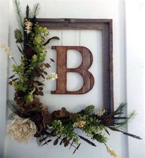 Monogrammed Front Door Wreaths 1000 Ideas About Door Monogram On Front Door Monogram Monogram Wreath And Letter