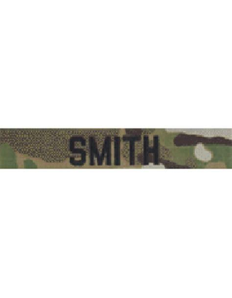Scorpion Pattern Name Tapes | scorpion uniform name tape