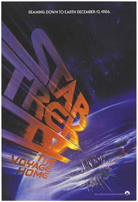 trek iv the voyage home posters at