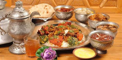 kashmir indian cuisine glimpse of food at surajkund international crafts