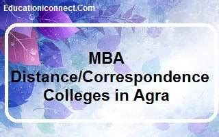 Mba Correspondence Colleges by Top Mba Distance Correspondence Colleges In Agra 2018 19
