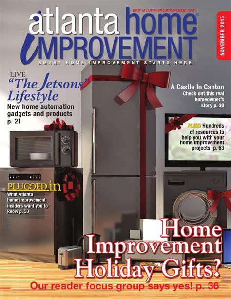 atlanta home improvement 1115 by my home improvement
