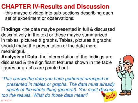 science investigatory project research paper exle chapter 4 results and discussion sludgeport919 web fc2