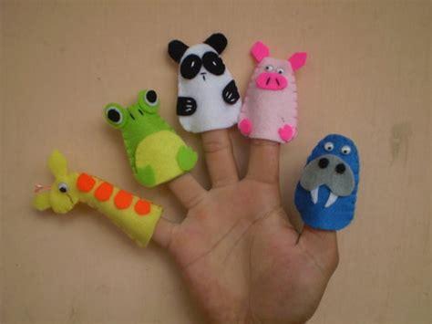 Boneka Jari Dinosaurus 2 boneka jari lucu dan imut ratugallery s