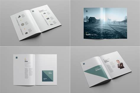 design company profile download company profile print template