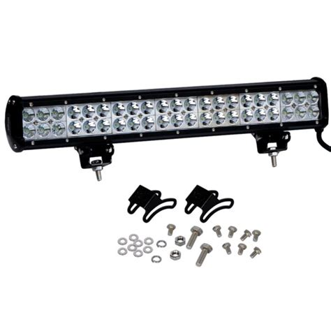 Led Fog Light Bar 20 Quot 126w Led Flood Light Bar Fog Light Shine Graffix