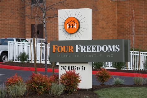four freedoms house mitchell contractors projects