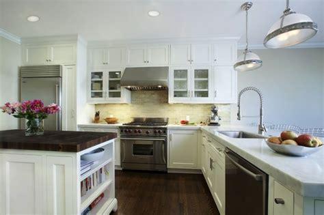 kitchen backsplashes for white cabinets make the kitchen backsplash more beautiful inspirationseek