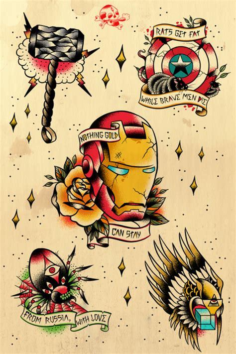 tattoos old school tumblr tumblr n7jfdqphec1qiy3dfo1 500 png
