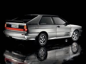 Audi Quattro 1980s 1980 Audi Quattro Related Infomation Specifications