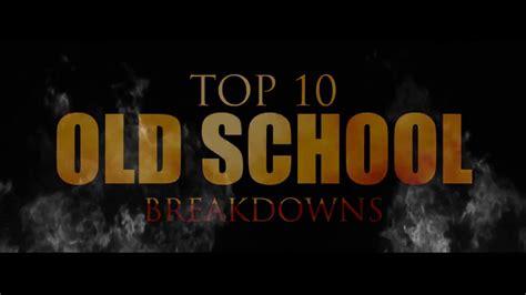 Catwalk Top 10 Vintage Part 2 by Top 10 School Breakdowns Part Ii
