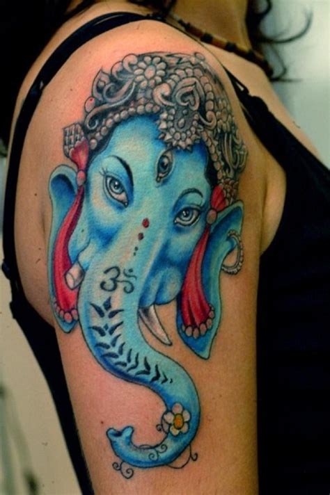 Ganesh Elephant Tattoo Designs | ganesh tattoos