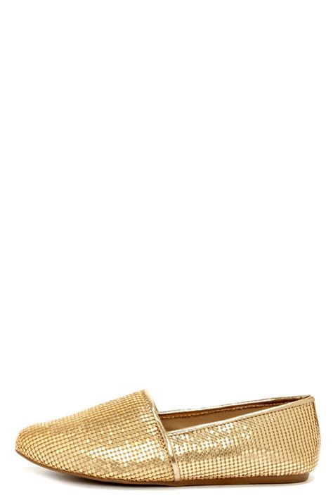 steve madden loafer flats gold loafers sequin loafers loafer flats 69 00